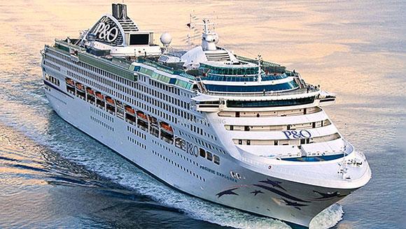 P&O Cruises Australia